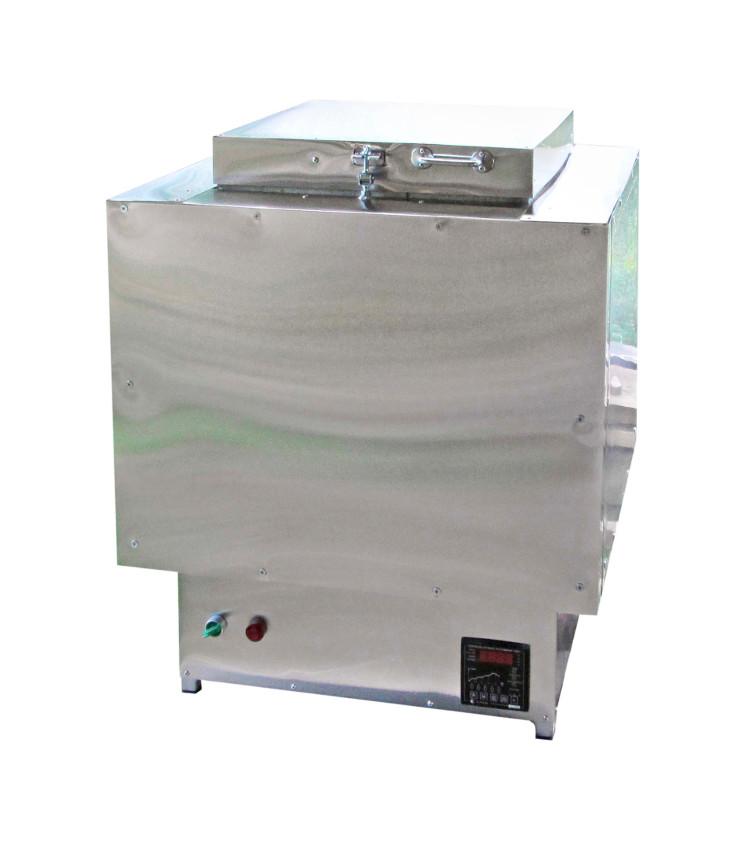 Муфельная печь с вертикальной загрузкой