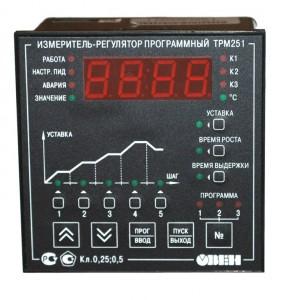 Программный контроллер для обжига карамики