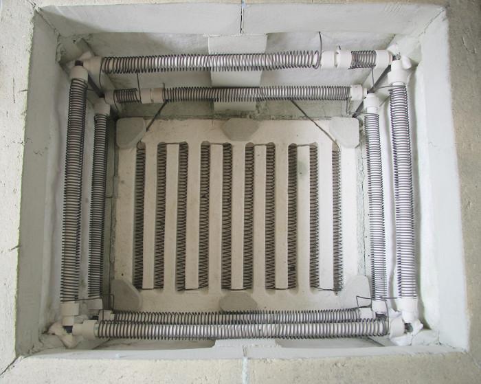 Печь с вертикальной загрузкой Project