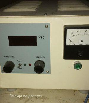 Печь для обжига керамики 64 литра б/у