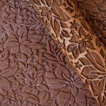 Скалка узорная для отпечатков на глине
