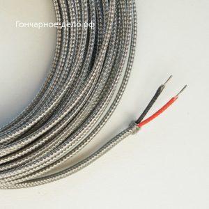 Компенсационный провод для термопары Хромель-алюмель