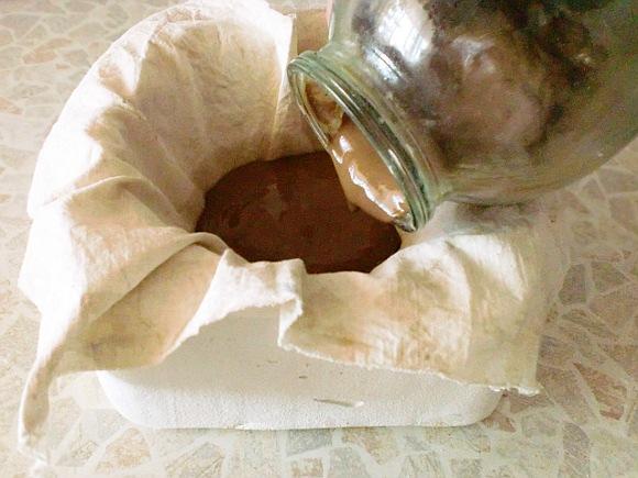 Подготовка глины - отмучивание