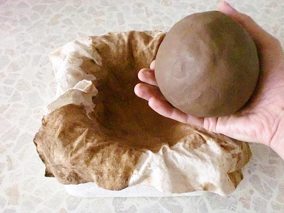 Очищение глины - отмучивание