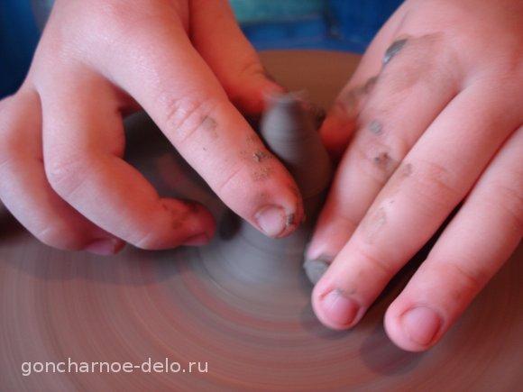 Уроки гончарного дела