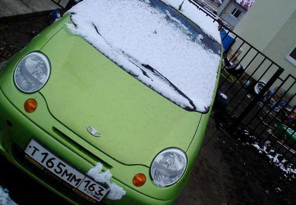 Зеленая карета