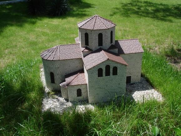 Парк-мазей миниатюр в Херсонесе