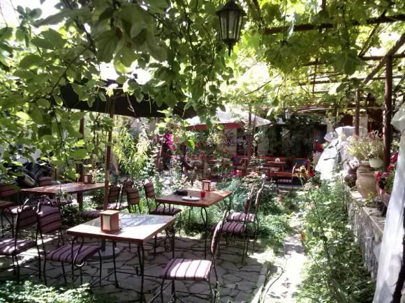 Кафе Пушкин Бахчисарай