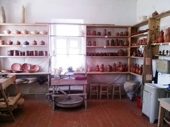 Мастерская керамики Бахчисарай
