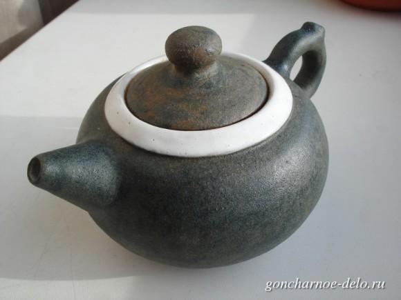 Заварочный чайник от студии CceramicLover