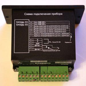 Терморегулятор Байт ТРП-09 ТП со связью с компьютером