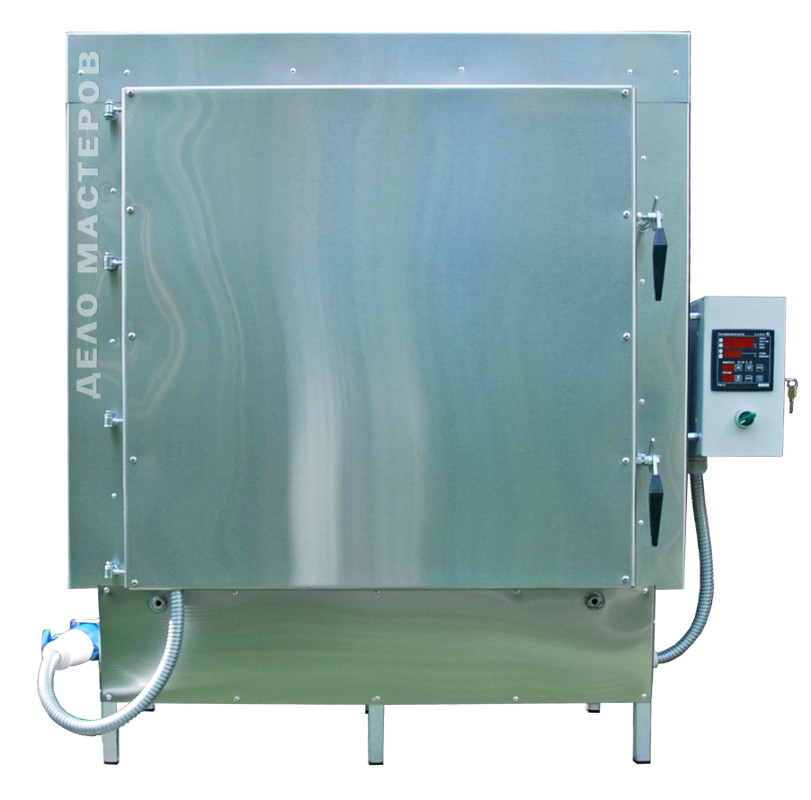 Профессиональная муфельная печь на 171 литр 1300С