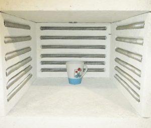 Комплект нагревателей для муфельной печи