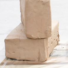 Светло-кремовая глина МКФ-2 - купить в интернет-магазине