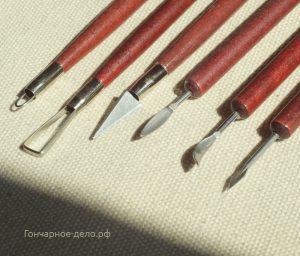 Набор для моделирования - 6 инструментов