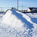 Поселок Уютный, Узюково, Тольятти. Фото