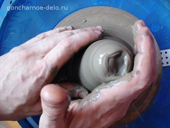 Pottery: Statement of hands