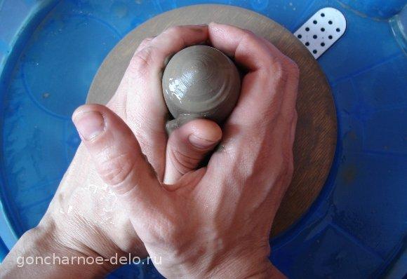 Pottery: Cone shrinking