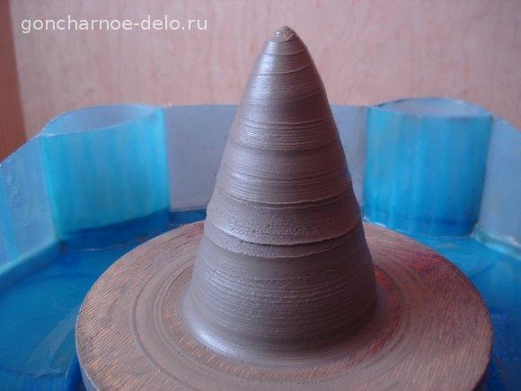 Pottery: Cone