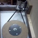 Homemade Pottery Wheel