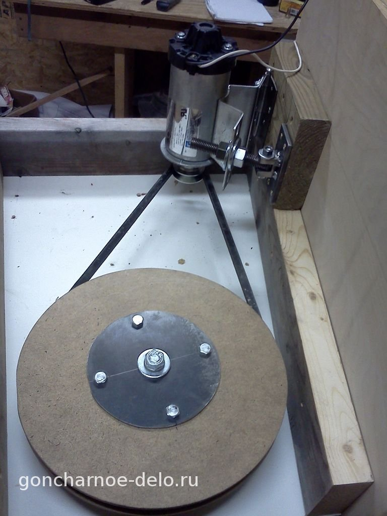 Homemade Pottery Wheel Using Treadmill Motor Pottery