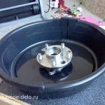 Handmade Pottery Wheel