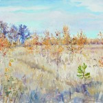 А.А. Plastov. Landscape