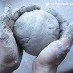 Комок глины