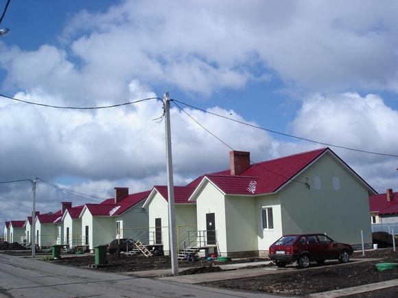поселок Уютный
