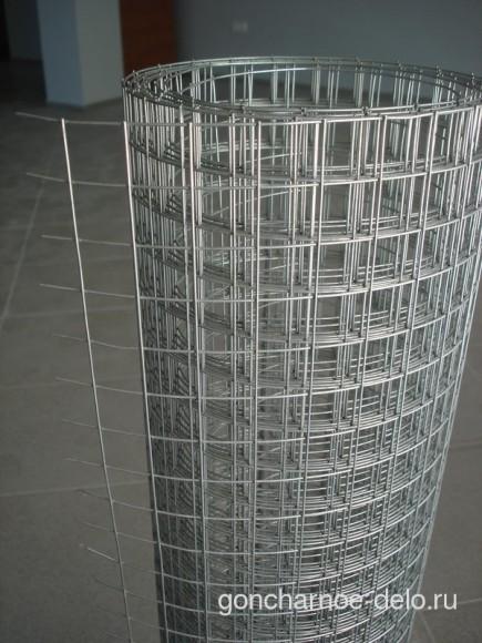 Сварная металлическая сетка