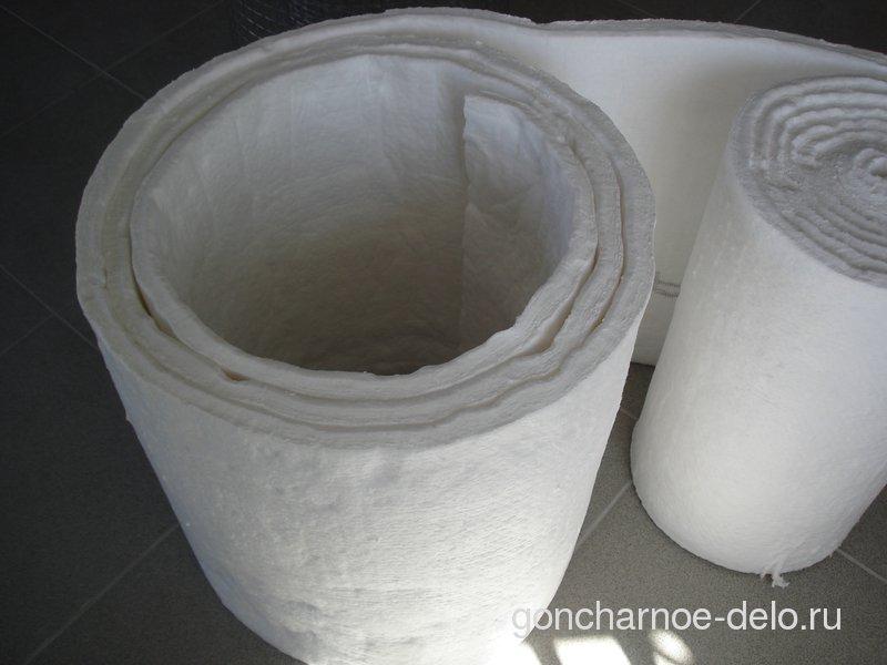 Огнеупорное керамическое волокно Cerablanket