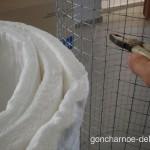 Печь для обжига из керамического волокна
