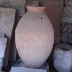Пифос - глиняная бочка