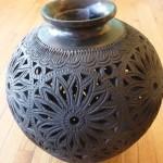 Барро Негро - чернолощеная керамика