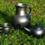 Чернолощеная керамика