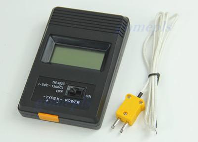 Измеритель температуры с термопарой ТХА